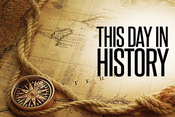 history of the day abdul gaffar khan ronald wilson reagan america