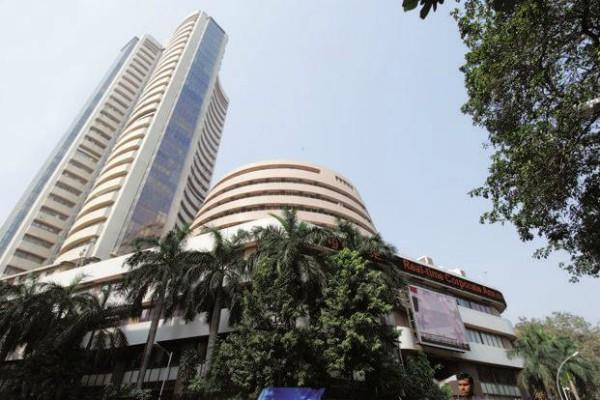 sensex falls over 186 pts nifty slips below 10860 level