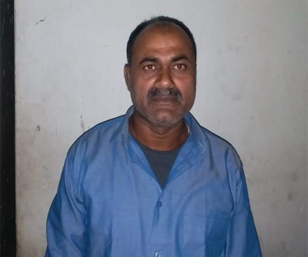 kushinagar poisonous liquor scam main accused rjd leader arrest