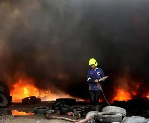 fire at iran space center kills three scientists