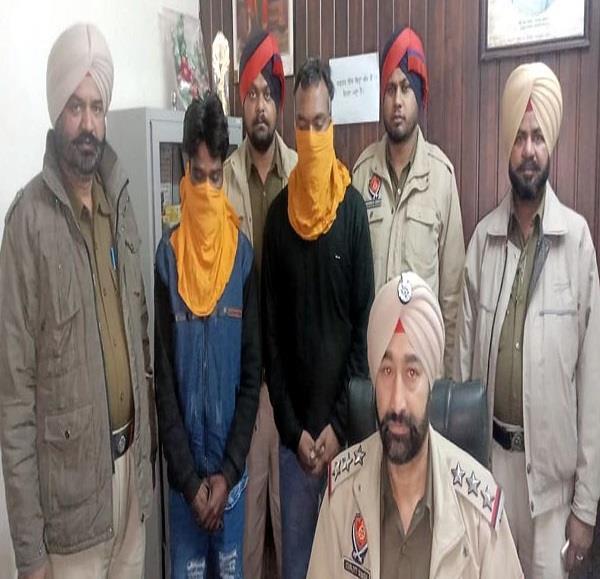 8 arrested in drugs case