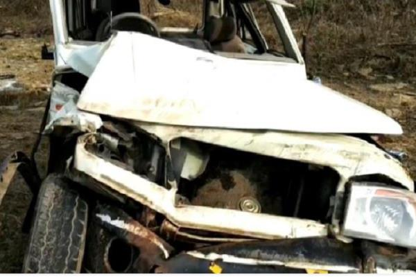 incident bolero sdo killed 2 injured in uncontrolled speed