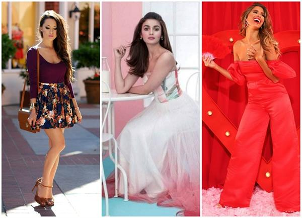 Valentine Fashion: हर दिन डिफरैंट ड्रेस पहन कर पार्टनर को करें इंप्रैस, यहां से Ideas