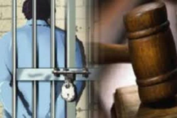 35 convicts of pelting 3 3 years imprisonment