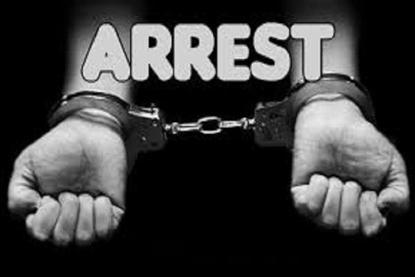 rohtak police arrested seven badamas