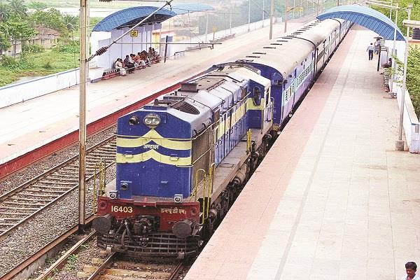 new delhi to run  t 18  from chandigarh