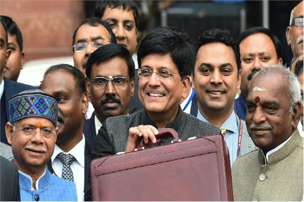 union budget 2019 updates live intrim budget