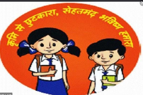 target to feed 93 lakh children in albangazole arora