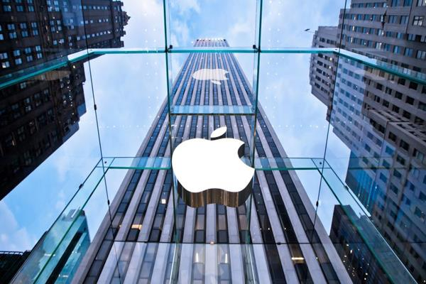 apple is the world s largest company valued at rs 58 29 lakh crore