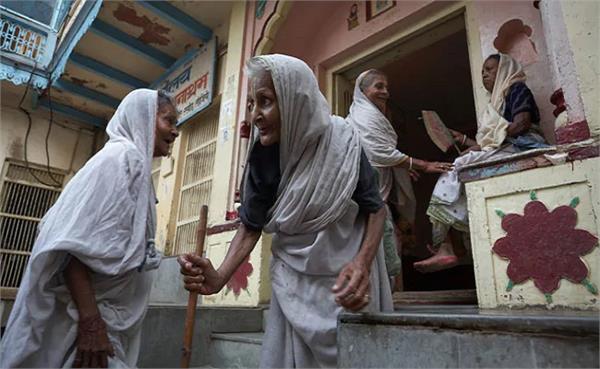 the widow of vrindavan will soon start the mini bus service