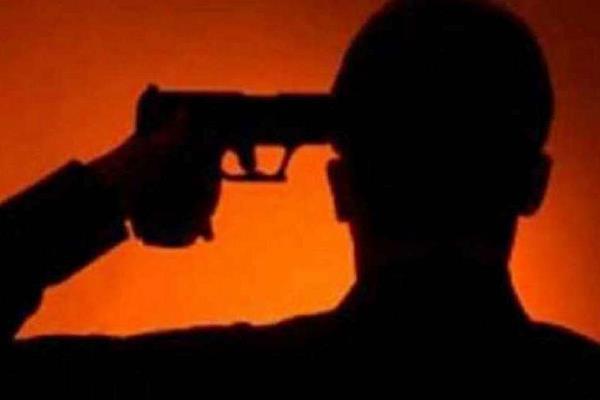 society secretary shot himself second case in week