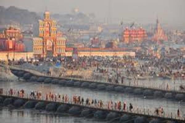 12 will visit kaithal from prayagraj the sadhu of juna akhara