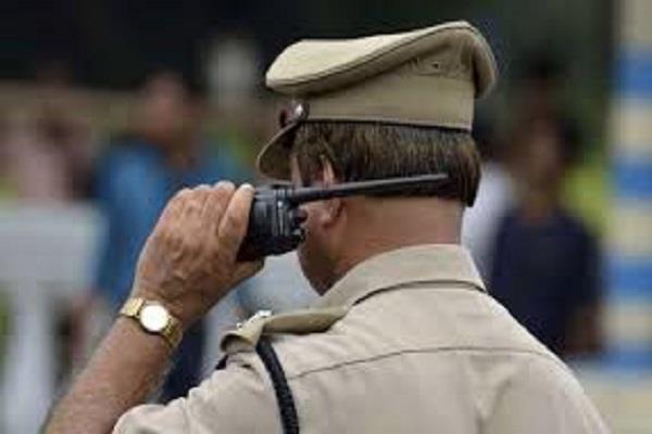 police arrests rapid action taken