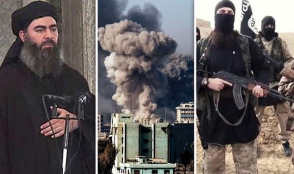 isis leader believed to have fled coup attempt by his own fighters