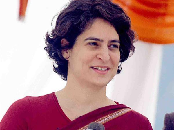 priyanka is oxygen for congress lack of funds will be complete