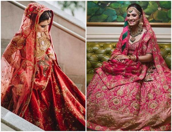 Wedding Fashion! 2018 में ट्रेंड में रहे ये 10 लहंगे, 2019 में भी रहेगी डिमांड
