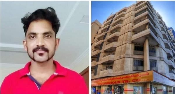 indian man falls to his death from seventh floor in uae