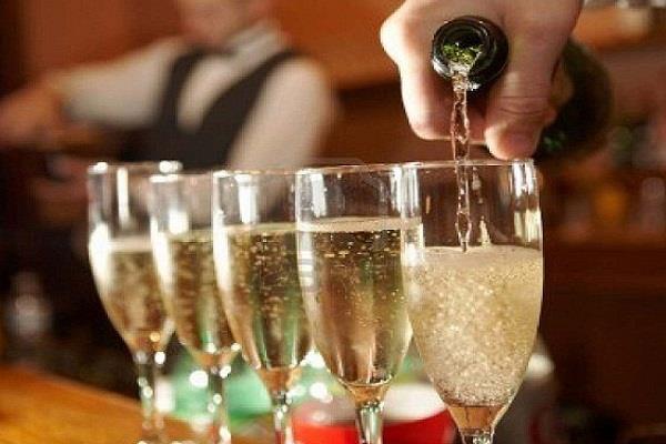alcohol washington champagne