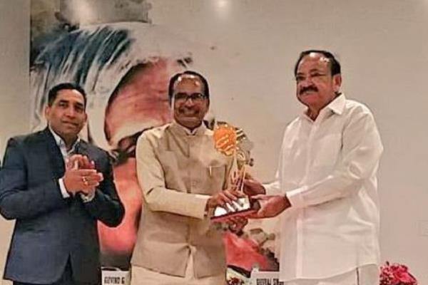 former cm shivraj singh chauhan will get apj abdul kalam award