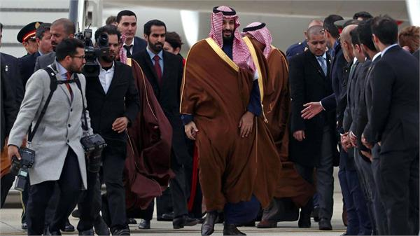 300 prados booked for saudi crown prince s visit to pakistan