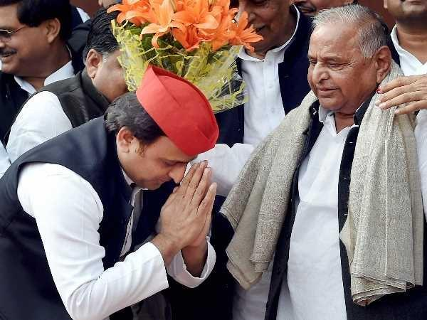 mulayam yadav wants to contest from mainpuri lok sabha polls