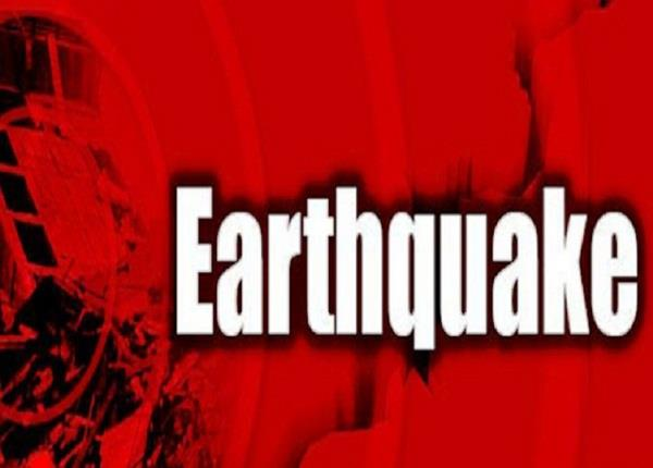 earthquake shocks felt in kangra