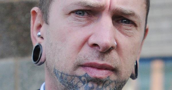 dr evil tattooist pleads guilty for tongue splitting procedure