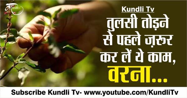 tulsi mantra in hindi