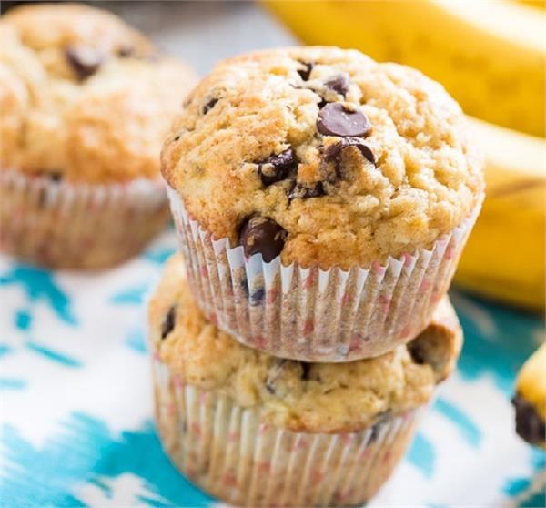 घर पर बने Banana Muffins खाकर बच्चे भी कहेंगे वाह