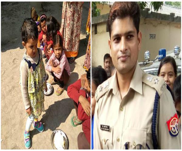 gazipur sp gets permanent example sent daughter to anganwadi