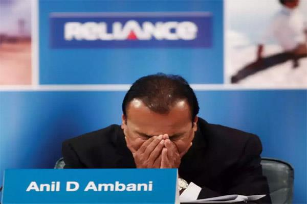 anil ambani s story of falling on the floor know how the crisis started