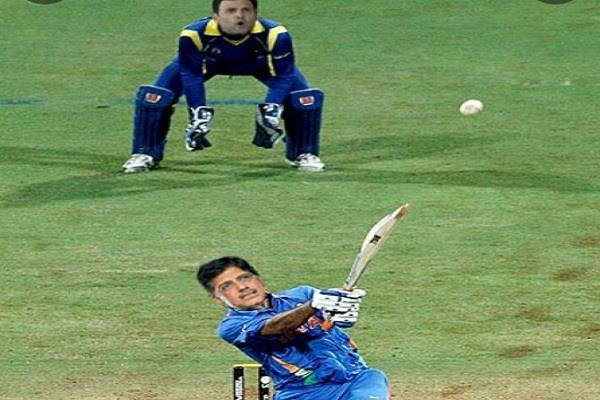 piyush goyal last sixes converted full game