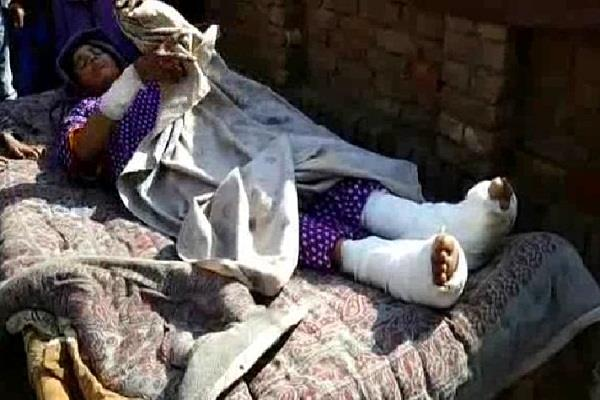 fire on the girl and mother after refusing marriage