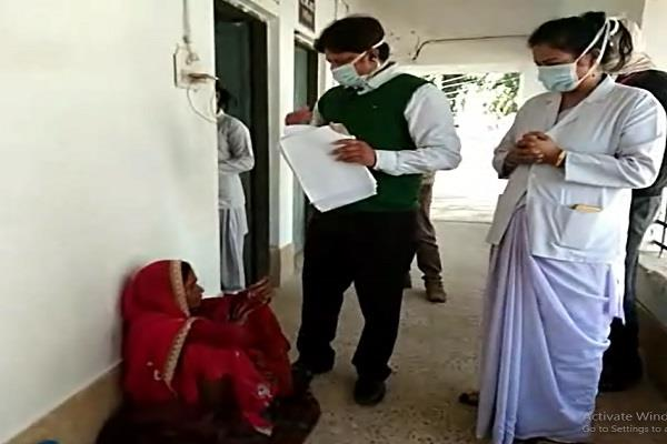 ambulance hospital of mp occurs in open treatment for tb patients
