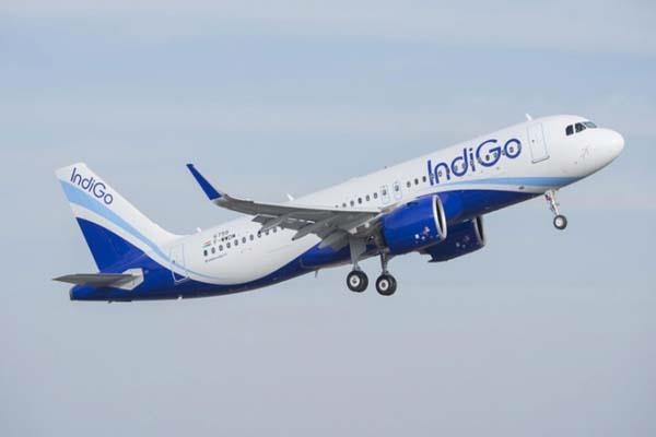 due to lack of pilots indigo has 30 canceled flights