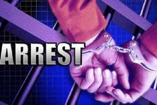 two accused arrested for looting youth