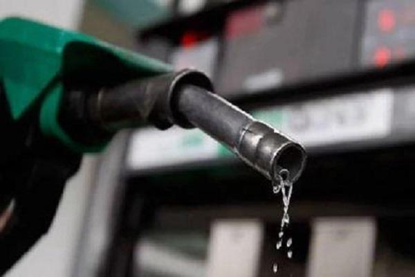 700 liters of diesel theft from trucks