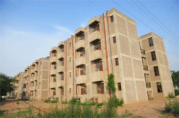 by breaking 5 crores 25 ews house to be started in two weeks