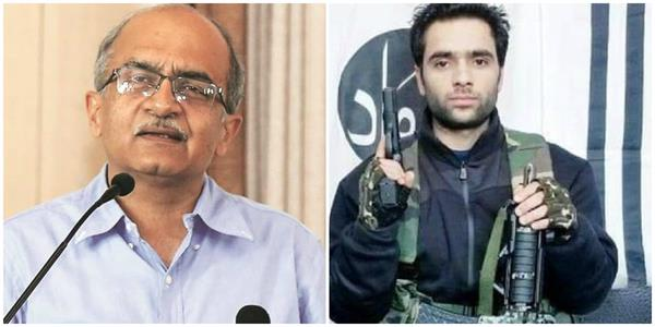 prashant bhushan controversial statement about pulwama attack