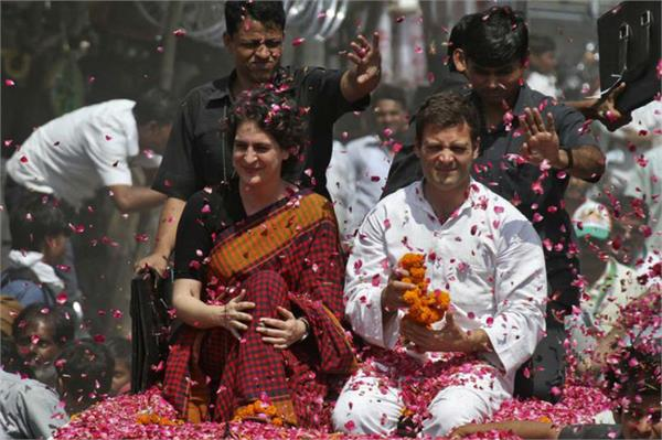 priyanka gandhi s uttar pradesh tour will be held from feb 11