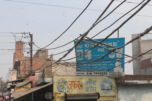 electric wires cut but could not save 3 lives
