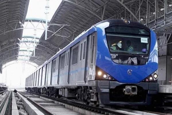 metro services provided to railway passengers