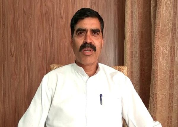 bhamber thakur took the charge as soon as he took charge