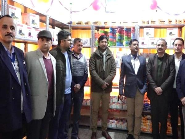 police and paramilitary forces personnel in una get big help