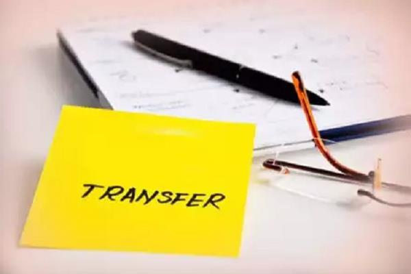 list of wholesale transfer of district panchayat ceo in mp