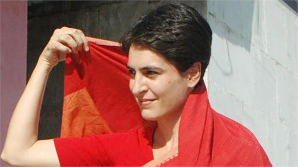 bjp mp remarks priyanka wears in delhi jeans come in saris among the public