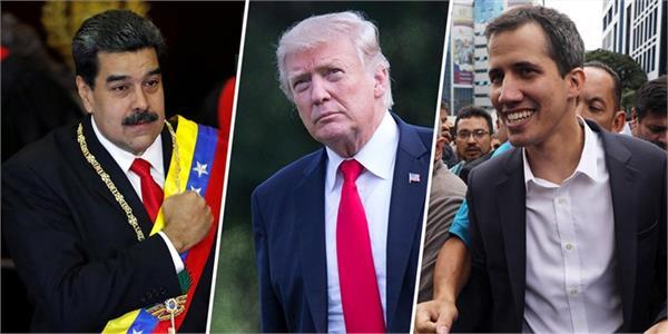 venezuela crisis  guaido visit to china maduro rejects ultimatum on elections