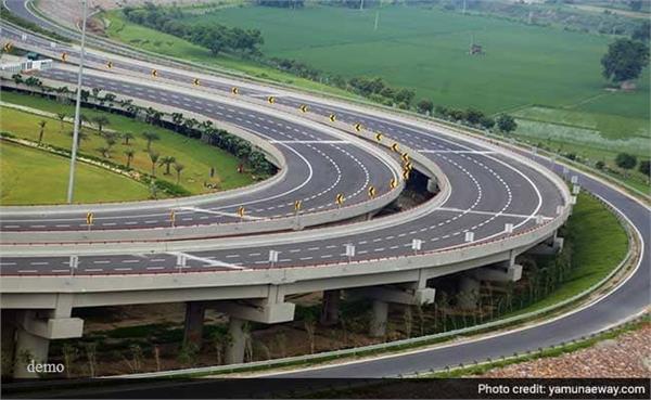 expressway in uttar pradesh