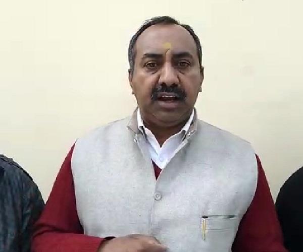 congress speaks on bjp attack