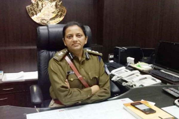 now the crime will be eliminated the city s first woman ssp took charge